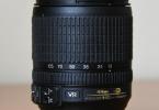 Nikon AF-S DX Nikkor 18-105mm f/3.5-5.6G ED VR İkinci El