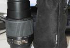 NİKON DX AF-S NIKKOR 55-200mm 1:4-5.6G ED