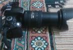 Çok acil uygun fiyata nikond5100 lens 18 200 yeni alındı.