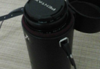 pentax 70 210 temiz lens