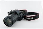 Canon 600D + EF-S 18-135MM F3.5-5.6 IS + Çanta temiz