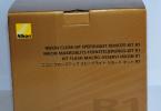 Nikon SB-R1 Makro Flaş Kit