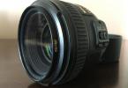 AF-S nikkor 50mm 1:1 4G lens- NİKON-