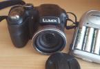Lumix LZ20 Yarı Profesyonel Fotoğraf Makinesi