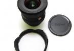 Sigma 10-20mm f/4-5.6 EX DC HSM Lens - Nikon uyumlu, TERTEMİZ!