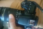 Canon 70D + 18-135 Stm lens