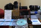 Nikon d5300 ve Aksesuarlar