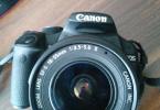 Canon EOS 500D-