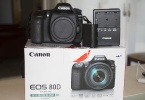 Az kullanılmış Canon 80D