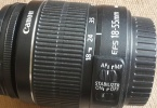 18-55 mm canon lens