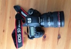 Canon eos 5d mark2- 12k + EF24-105mm f/4 lens