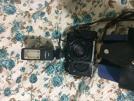 Zenit 12xp filmli fotograf makinasi