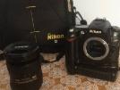 D90 + nikon 18.200 vr lens Fotoğraf Makinesi