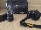 Sıfırdan farksız SATILIK Nikon D5300