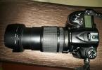 Nikon d7100 18×140