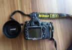Nikon D610 Body- 50mm 1.8+battery grip uzaktan kumandalı hediye.