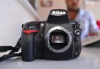 Nikon D700 FX Ful frem body