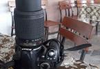 Acil satılık NİKON D100