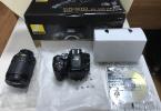 Sıfır Nikon D5300 18-140 vr lens