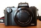 Canon G 5 x