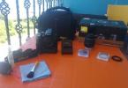 Nikon D5200 Set (pazarlık var)