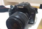 Canon eos 450d fotoğraf makinesi