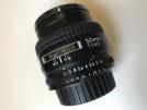 Bu fiyata başka yok Nikon 50mm 1.4 D lens