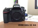 Nikon D610 SADECE VE SADECE 8 K OLUP TERTEMIZ ÖĞRENCİDEN HİÇ KULLANILMADI DESEM YERİ  bady