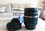 Tamron 17-50mm f/2.8 VC'siz - Nikon uyumlu - SIFIR AYARINDA!