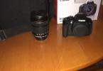 Canon 700d 18MP 18-135mm IS STM Fotoğraf Makinesi