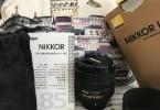 Nikon 85mm 1.8 G Serisi Lens