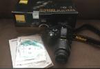 Nikon d3100  Acil Satılık!İhtiyaçtan,çok az kullandığım  makinamı satıyorum.Shutter :2573