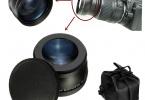 58 mm objektifler için 2x telekonvertör mercek