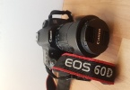 Canon 60d + 18-135 is lens  ACIL SATILIK!!!