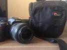 Nikon D3100 Acil Çantasıyla Ucuza Satılık