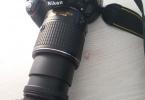 Nikon D5100 + 55-200mm VR LENS