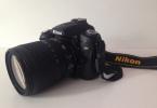 Nikon D90 + 18 - 105 mm VR Lens