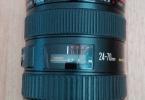 Canon 24-70 mm 2.8 1 seri