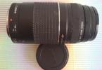 CANON Zoom Lens EF 75-300mm 1:4-5.6 III USM
