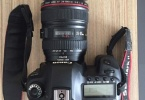 CANON 5D MARK2 + EF24-105mm f/4 IS USM LENS VE 21967 SHUTER