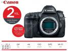 CANON EOS 5D MARK 4 SIFIR KAPALI KUTU 2 YIL RESMI CANON TURKIYE GARANTILI