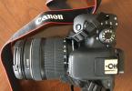 Canon EOS 750 D