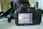 NİKON D3200  18-55 mm AF-S LENS