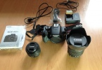 Canon EOS 600D Full Set