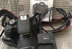 Canon 700 d fotoğraf makinesi