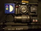 Nikon D7100 AF-S DX NIKKOR 18-105mm f/3.5-5.6G ED VR (FUL SET)