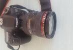 Canon 70 D 24-105 lens