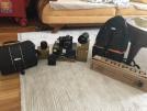 Nikon D3200 DSLR fotoğraf makinası Temiz!