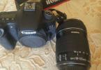 Canon 60D + 18-135 mm