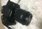 Satılık Temiz Canon Eos 750d